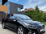 Hyundai Accent 2017 года за 6 300 000 тг. в Нур-Султан (Астана) – фото 2