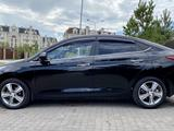 Hyundai Accent 2017 года за 6 300 000 тг. в Нур-Султан (Астана) – фото 5