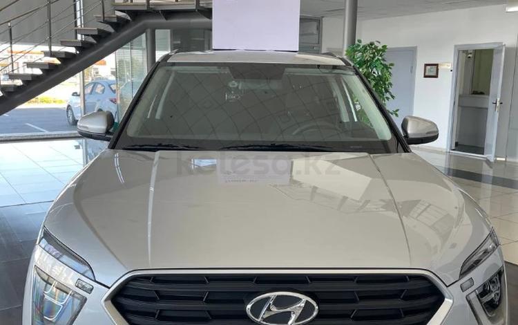 Hyundai Creta 2021 года за 9 590 000 тг. в Шымкент