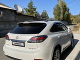 Lexus RX 270 2013 года за 13 700 000 тг. в Шымкент – фото 3