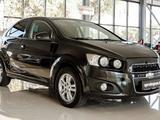 Chevrolet Aveo 2014 года за 3 680 000 тг. в Тараз – фото 5