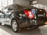 Chevrolet Aveo 2014 года за 3 680 000 тг. в Тараз – фото 2