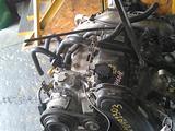 Двигатель TOYOTA GRANVIA KCH46 1KZ-TE 1997 за 825 000 тг. в Караганда – фото 2