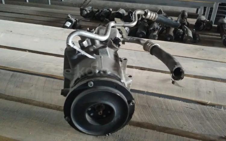 Компрессор кондиционера на Toyota Camry (двигатель 2az 2.4об) за 40 000 тг. в Алматы