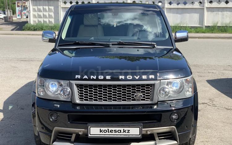 Land Rover Range Rover Sport 2007 года за 5 300 000 тг. в Алматы