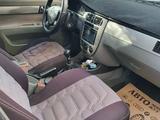 Chevrolet Lacetti 2008 года за 2 700 000 тг. в Кентау – фото 4