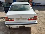 BMW 520 1989 года за 1 200 000 тг. в Шу – фото 2