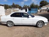 BMW 520 1989 года за 1 200 000 тг. в Шу – фото 4