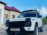 ВАЗ (Lada) 2121 Нива 2018 года за 3 800 000 тг. в Кентау