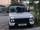 ВАЗ (Lada) 2121 Нива 2018 года за 3 800 000 тг. в Кентау – фото 2
