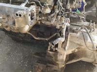 Двигатель в сборе с коробкой за 80 000 тг. в Алматы