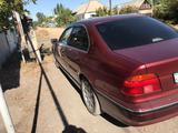 BMW 528 1997 года за 2 300 000 тг. в Шу – фото 5