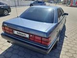 Audi V8 1990 года за 1 800 000 тг. в Караганда – фото 4