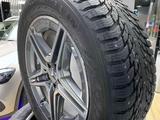 Новый оригинальный комплект зимних колес Mercedes-Benz GLE W167 за 2 030 000 тг. в Алматы