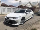 Toyota Camry 2018 года за 13 700 000 тг. в Туркестан – фото 4