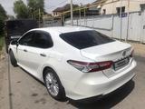 Toyota Camry 2018 года за 13 700 000 тг. в Туркестан – фото 5