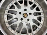 Диски R22 на. Porsche Cayenne. Диски Эксклюзивные разборные трёхсостовные. за 950 000 тг. в Нур-Султан (Астана)