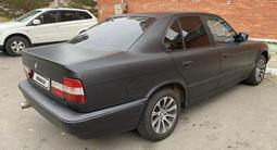 BMW 520 1993 года за 1 350 000 тг. в Костанай – фото 4