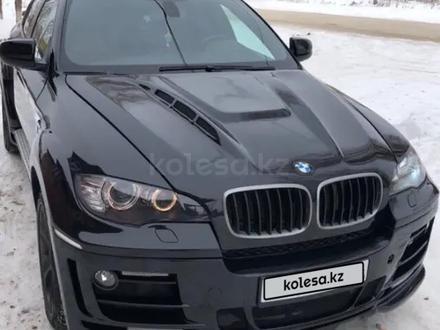 BMW X6 2010 года за 7 000 000 тг. в Нур-Султан (Астана) – фото 2