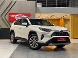 Toyota RAV 4 2021 года за 20 500 000 тг. в Алматы – фото 2