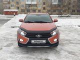 ВАЗ (Lada) Vesta Cross 2019 года за 5 450 000 тг. в Усть-Каменогорск – фото 3