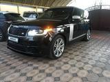 Land Rover Range Rover 2013 года за 22 000 000 тг. в Тараз