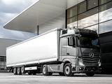 Mercedes-Benz  Actros 2021 года за 57 000 000 тг. в Костанай