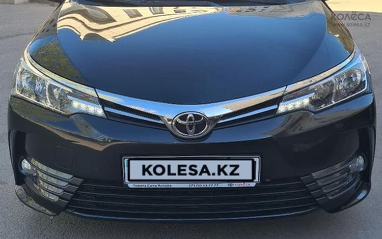 Toyota Corolla 2018 года за 8 130 000 тг. в Нур-Султан (Астана)