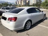 Lexus GS 300 2006 года за 5 000 000 тг. в Алматы – фото 4