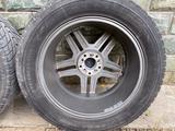 G500 G55 G320 w463 Гелендваген колеса диски шины за 290 000 тг. в Алматы – фото 3