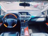 Lexus RX 350 2010 года за 9 499 999 тг. в Нур-Султан (Астана) – фото 2