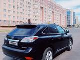 Lexus RX 350 2010 года за 9 499 999 тг. в Нур-Султан (Астана) – фото 3