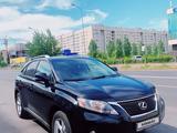 Lexus RX 350 2010 года за 9 499 999 тг. в Нур-Султан (Астана) – фото 5