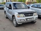 Mitsubishi Montero 2002 года за 4 700 000 тг. в Нур-Султан (Астана)