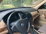 BMW X3 2007 года за 5 500 000 тг. в Алматы – фото 4