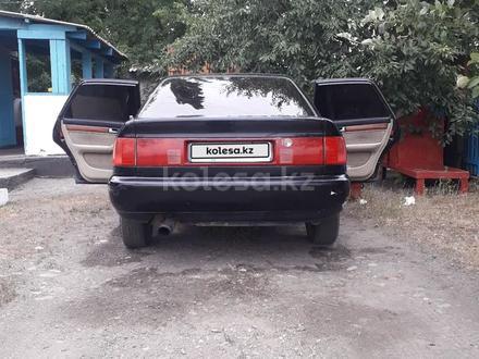 Audi 100 1991 года за 1 050 000 тг. в Талдыкорган – фото 2