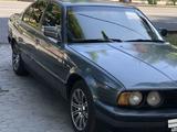 BMW 520 1991 года за 1 300 000 тг. в Тараз – фото 3