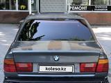 BMW 520 1991 года за 1 300 000 тг. в Тараз – фото 4