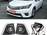 Комплект противотуманных фар на Toyota Corolla 2013- за 20 000 тг. в Атырау