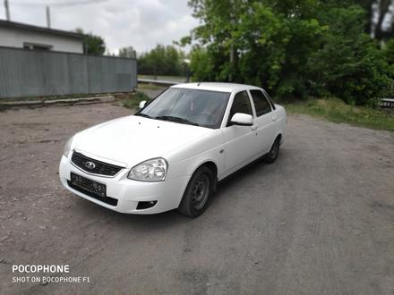 ВАЗ (Lada) 2170 (седан) 2014 года за 2 300 000 тг. в Караганда – фото 3