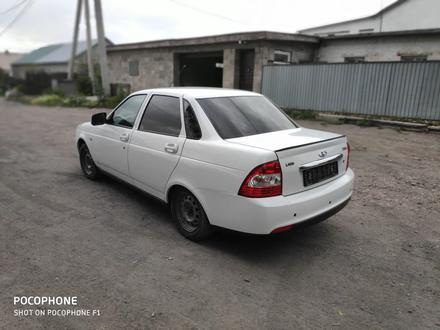 ВАЗ (Lada) 2170 (седан) 2014 года за 2 300 000 тг. в Караганда – фото 4