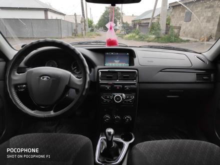 ВАЗ (Lada) 2170 (седан) 2014 года за 2 300 000 тг. в Караганда – фото 6