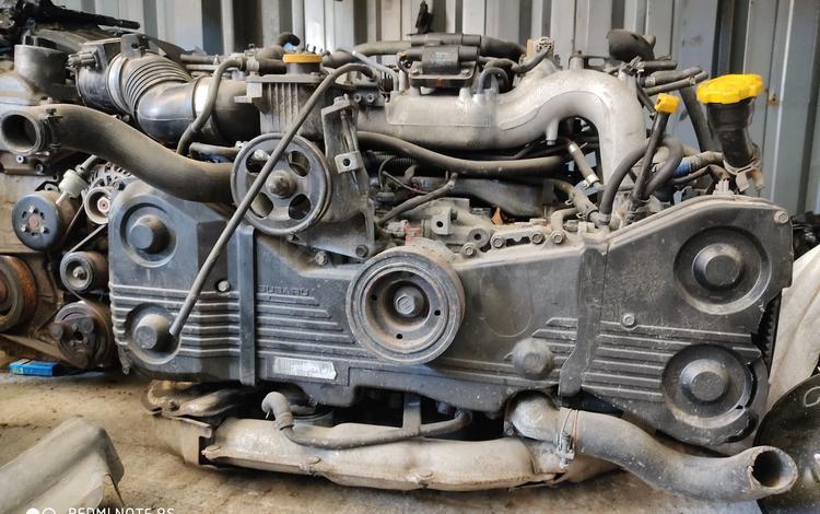Subaru EJ20 турбовый за 260 000 тг. в Алматы
