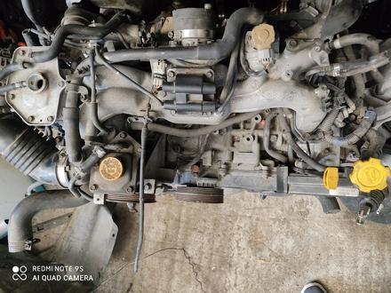 Subaru EJ20 турбовый за 260 000 тг. в Алматы – фото 2