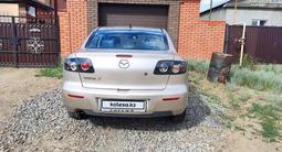 Mazda 3 2007 года за 2 000 000 тг. в Актобе – фото 2