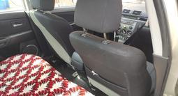 Mazda 3 2007 года за 2 000 000 тг. в Актобе – фото 3