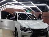 Lexus LX 570 2019 года за 44 500 000 тг. в Актобе – фото 4