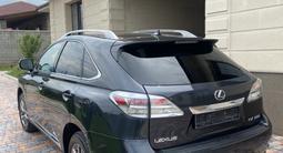 Lexus RX 350 2010 года за 10 000 000 тг. в Алматы – фото 4
