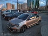 Volkswagen Polo 2017 года за 5 600 000 тг. в Нур-Султан (Астана)