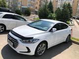 Hyundai Elantra 2017 года за 7 200 000 тг. в Алматы